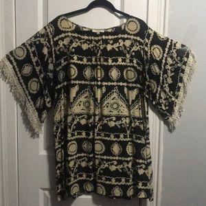 🔥Plus size🔥 Aztec Print tunic